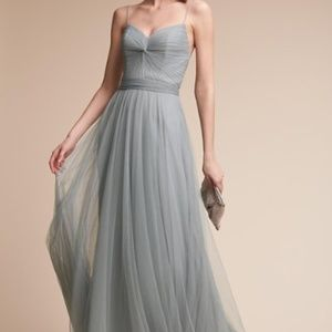 BHDLN Bridesmaids dress in French Blue
